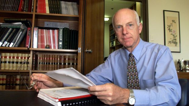 Former judge Roger Gyles says proposed terrorism laws need stricter safeguards.