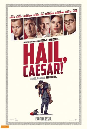 Hail, Caesar! screens in cinemas from February 25.