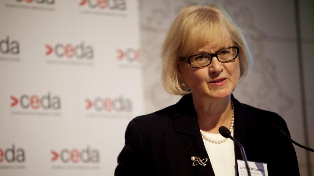 """Swinburne University of Technology vice-chancellor Linda Kristjanson says the ATAR is a """"blunt and imperfect instrument""""."""