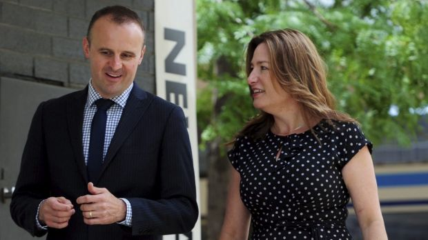 ACT Chief Minister Andrew Barr and Multicultural Affairs Minister Yvette Berry have spoken out in support of the 267 ...