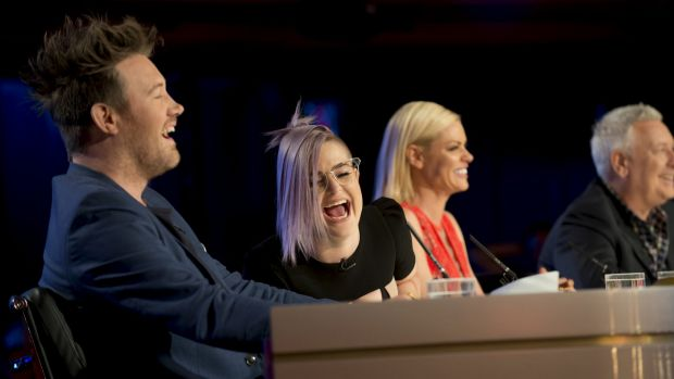Only 786,000 viewers tuned into Australia's Got Talent, when it was launched on Monday.