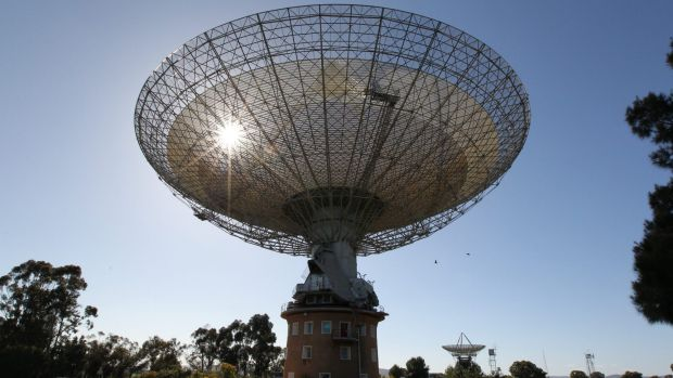 The team used the 21cm-multibeam receiver at the CSIRO radio telescope in Parkes.