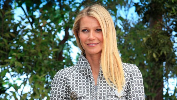 Bee stung beauty: Gwyneth Paltrow.