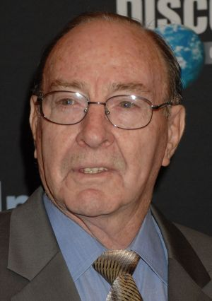 Edgar MItchell in 2007.