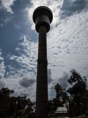 The Sydney Harbour Control Tower will be demolished from March.