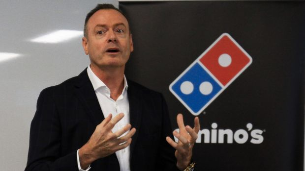 Chief executive Don Meij points to innovation as the reason for much of the Domino's success.