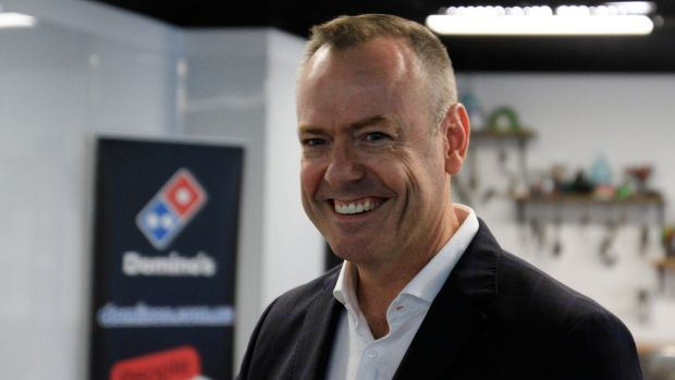 """Time is the enemy of food"": Domino's chief Don Meij."