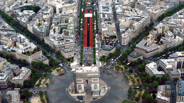 Paris has density without the need for 60-storey towers.