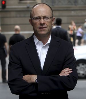 Airlie's John Sevior was also a financial journalist with <I>The Sydney Morning Herald</I>.