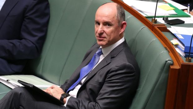 Labor ramped up its attack on Stuart Robert during question time on Tuesday.
