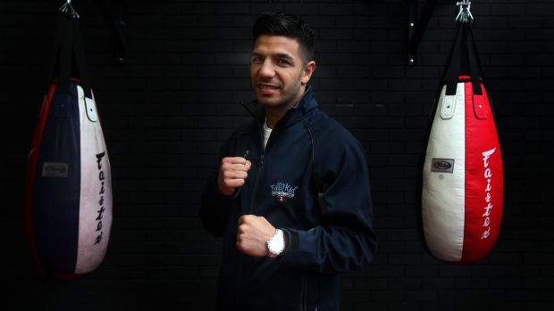 Searching for answers after his wife's death: Former IBF world champion Billy Dib.