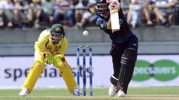 Axed: Matthew Wade's future in the international arena is in doubt after he was dropped as Australian wicketkeeper for ...