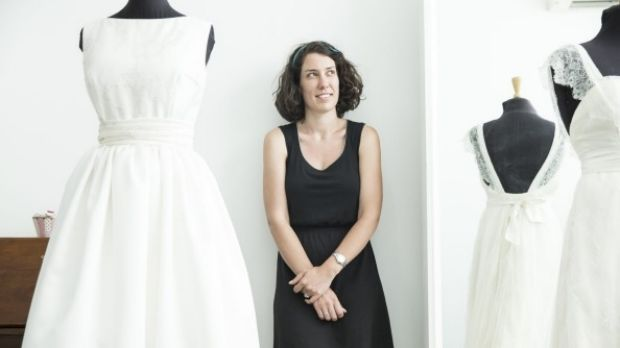 Studio C Bridal owner Caitlyn Maree Newbury was affected by Telstra's network outage.