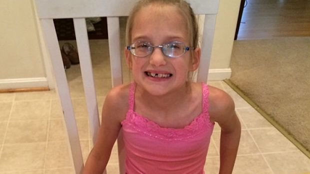 Mother Deanna Rennon took matters into her own hands, researching what may be affecting daughter Erica's teeth.