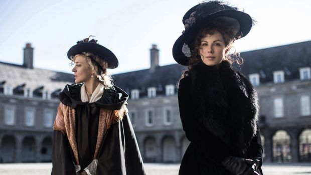 Love and Friendship, a Jane Austen film adaptation starring Chloe Sevigny and Kate Beckinsale, directed by Whit Stillman.