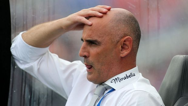 Kevin Muscat is looking forward to the ACL challenge.