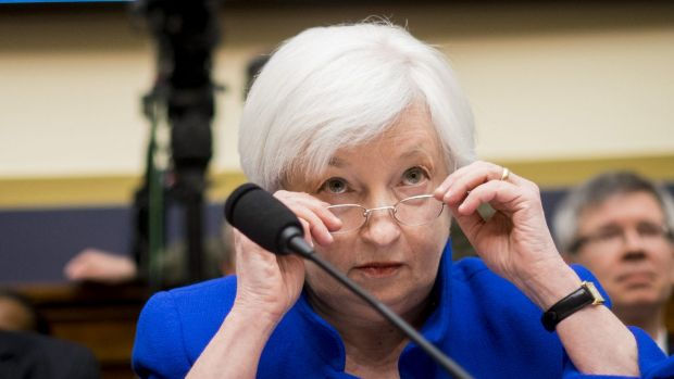 'I don't think it is going to be necessary to cut rates': Fed chair Janet Yellen.