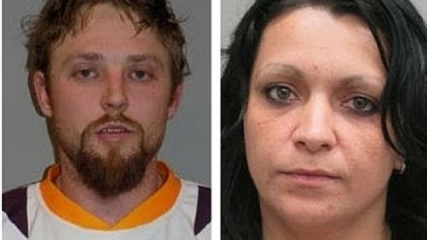 Six people have been charged over the murders of Cory Breton and Iuliana Triscaru.
