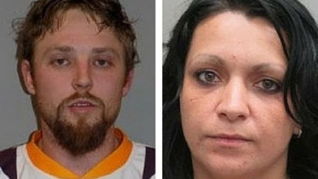 Cory Breton and Iuliana Triscaru were found dead in metal box in Logan.