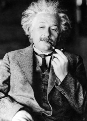 Albert Einstein ... the National Geographic series will centre on his discoveries and personal life.