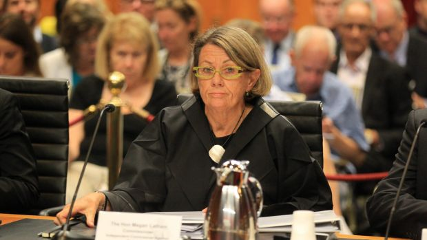 ICAC Commissioner Megan Latham is presiding over the inquiry.