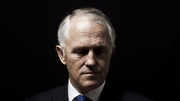 Malcolm Turnbull faces dangers at every turn.