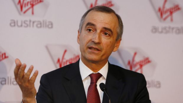 Virgin Australia chief executive John Borghetti says the airline will consider buying dedicated freighters.