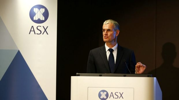 ASX chief executive Elmer Funke Kupper is one of the most bullish CEOs on the ability of blockchain to transform ...