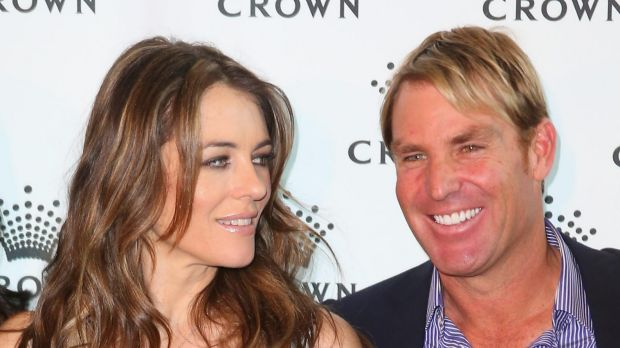 """Shane Warne says they are """"still great mates""""."""