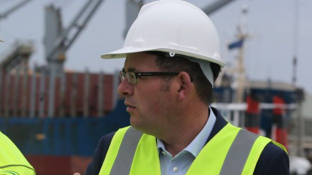 The dispute over the Port of Melbourne sale could give Premier Dan Andrews an early election trigger.