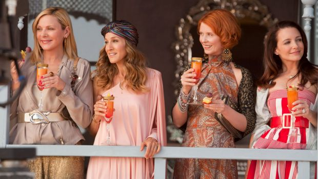 Rather than criticise the - male - writers and director of SATC 2, it was the female stars who were the targets of ...