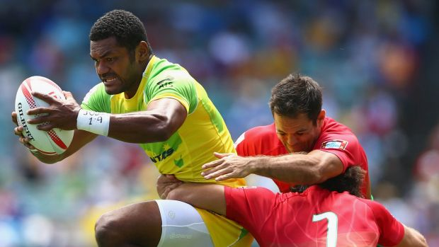 Henry Speight will play for the Brumbies on Friday less than a week after his Australian sevens duties.