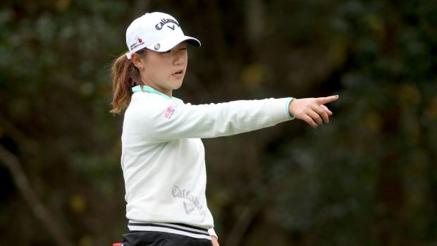 Lydia Ko has had two wins and a runner-up finish from the previous three national opens.