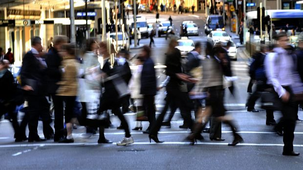 Queensland's treasurer says that while the unemployment rate has risen, the participation rate has also improved.