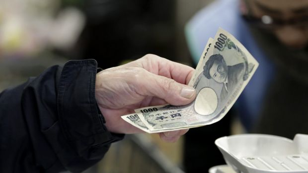 Tokyo is clearly worried about the yen's stellar rise, prompting talk of intervention.