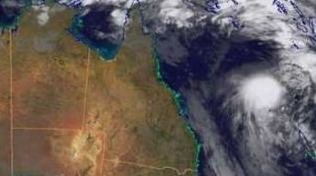 Cyclone Tatiana is expected to become a category two cyclone at the weekend.
