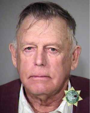 Nevada rancher Cliven Bundy was arrested in Portland on Wednesday.