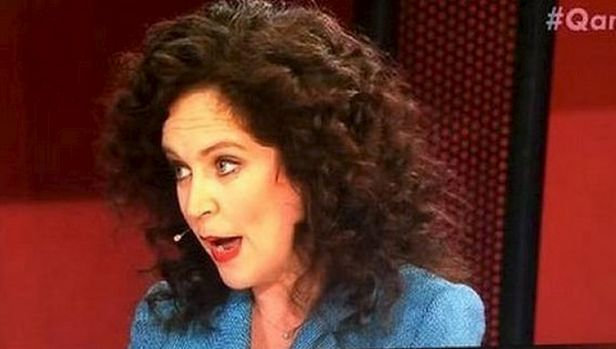 Annabel Crabb is one of few women who have their say on the ABC's <i>Q&A</i>.