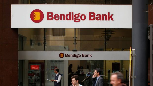 A Melbourne branch of Bendigo Bank