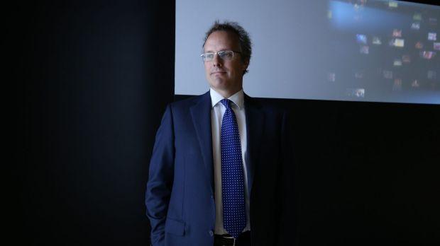 Paul Ashworth, Cameron Harrison's managing partner, is bearish on financials.
