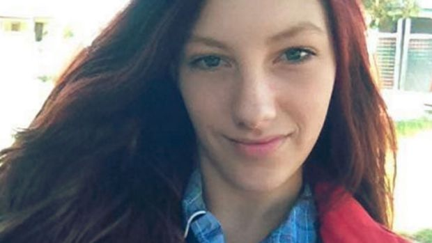 Holly Nicholson drowned while trying to save her brother Sam in rough surf.