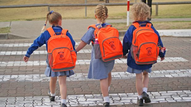 The number of children taught at home in NSW is ballooning. Perhaps that's partly because of overcrowding in public schools.