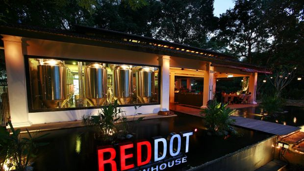 The company that's bringing the RedDot Brewhouse concept from  Singapore to suburban Melbourne has been exposed for ...