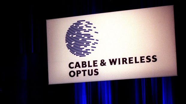 Cable & Wireless' claim against the ATO dates back to the time it sold Optus to SingTel.