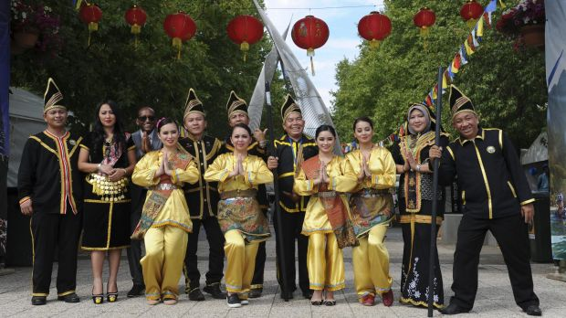 Tourism Malaysia officially opened the Malaysia Village in Ainslie Avenue, Civic, as part of the National Multicultural ...