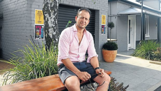 Jeremy Norris does not accept the apology given by thieves who broke into his business the Byng Street Local Store and Cafe.