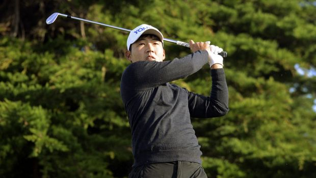 Sung Kang of South Korea