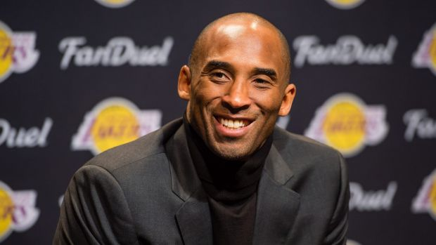 """""""How many players can say they played 20 years and actually have seen the game through three, four generations?"""": Kobe ..."""