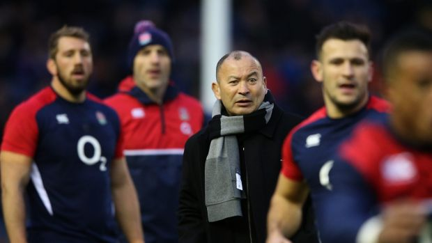 """""""Against Italy, traditionally it's a game that has a lot of set piece"""": Eddie Jones."""