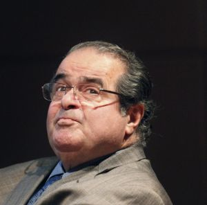 US Supreme Court justice Antonin Scalia was deeply conservative.